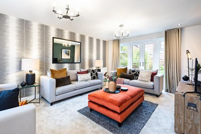 Eden Show Home Lounge