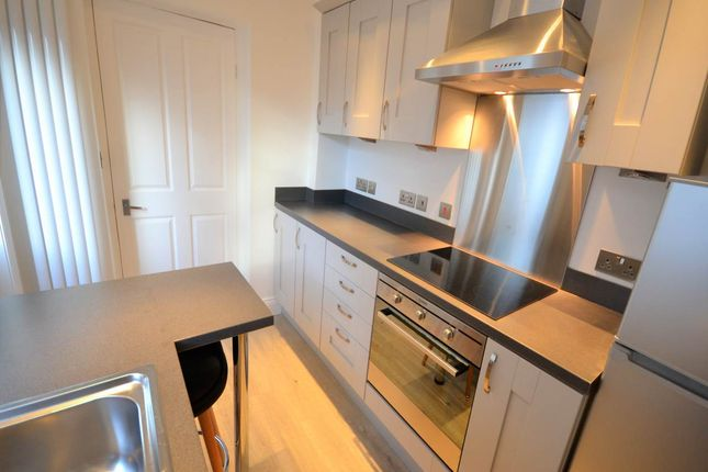 Thumbnail Flat to rent in Ashfield Road, Gosforth, Newcastle Upon Tyne