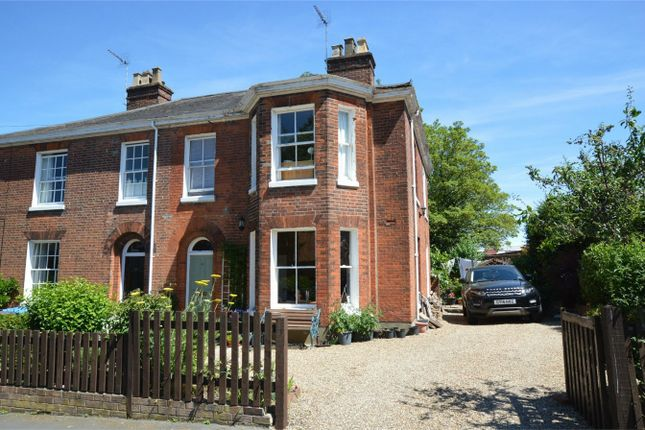 Thumbnail Semi-detached house for sale in Victoria Street, Norwich, Norfolk