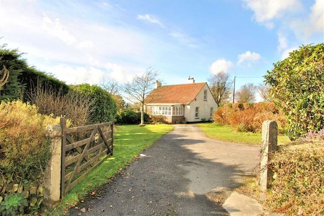 Thumbnail Detached house for sale in Vale Down, Lydford, Okehampton