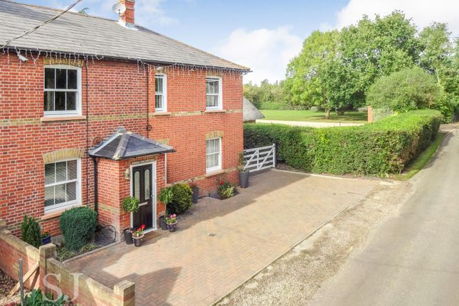Thumbnail Semi-detached house for sale in Ferry Road, Creeksea, Burnham-On-Crouch