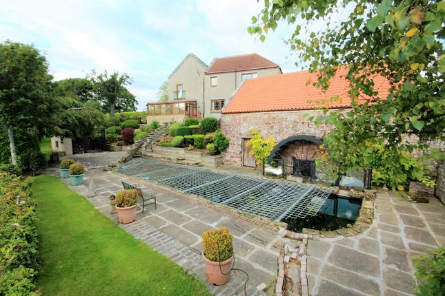 Thumbnail Link-detached house for sale in Old Mill House, The Powmill, Wester Balgedie, Kinross
