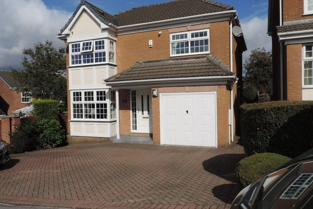 Thumbnail Detached house for sale in Highfield Drive, Royton, Oldham