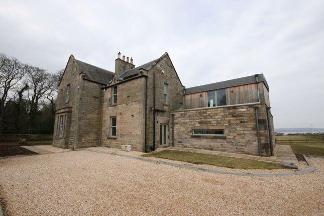 Thumbnail Detached house to rent in Lauriston Farm Road, Edinburgh