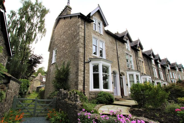 Thumbnail End terrace house for sale in 1 Kendal Green, Kendal, Cumbria