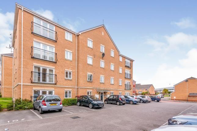 2 bed flat for sale in Wyncliffe Gardens, Cardiff, Caerdydd CF23