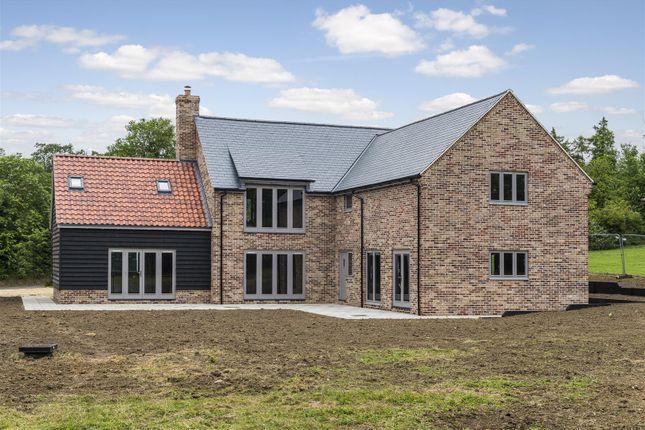 Thumbnail Detached house for sale in Brington, Huntingdon