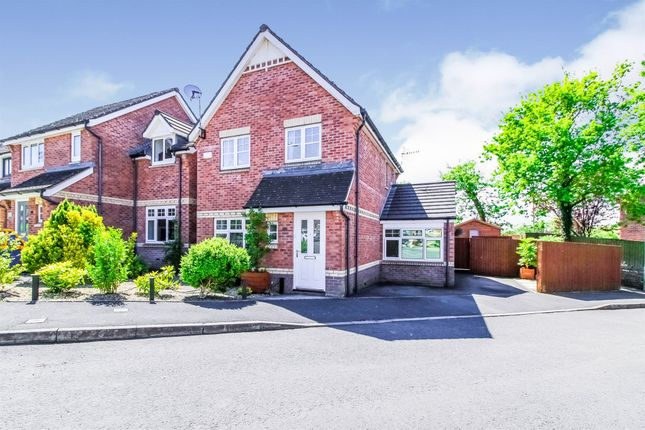 Thumbnail Detached house for sale in Ton View, Kenfig Hill, Bridgend