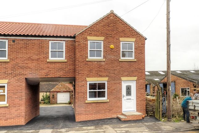 Thumbnail Semi-detached house to rent in Dam Road, Barton-Upon-Humber