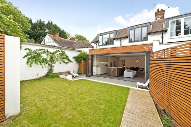 Thumbnail Semi-detached house for sale in Manor Cottages, Station Road, Cobham