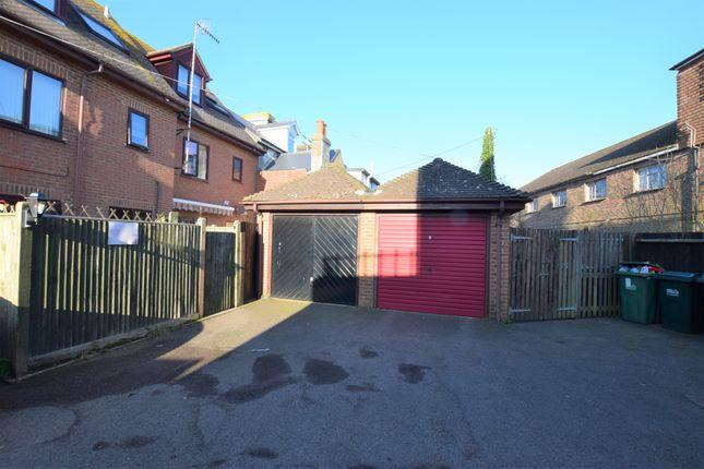 Garage of Coast Road, Pevensey Bay BN24
