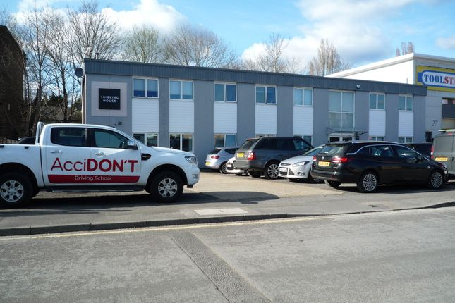 Thumbnail Office for sale in Invincible Road, Farnborough