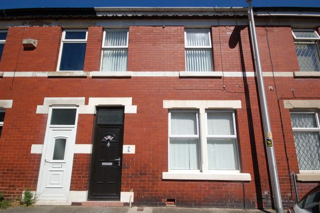 Thumbnail Terraced house to rent in Ash Street, Blackpool