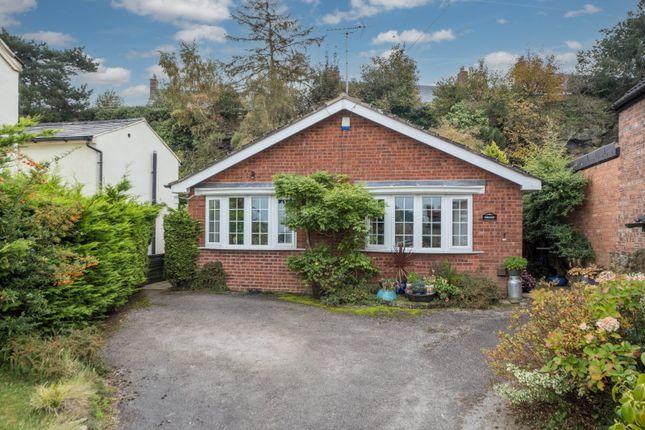Thumbnail Detached bungalow for sale in Longley Lane, Woodside, Kelsall, Tarporley