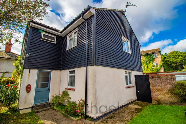 2 bed maisonette for sale in High Street, Rowhedge, Colchester CO5