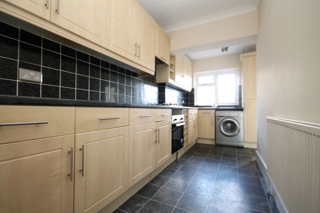 Thumbnail Terraced house to rent in West Road, Rush Green, Romford