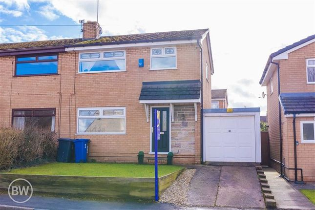 3 bed semi-detached house for sale in Welton Close, Leigh, Lancashire
