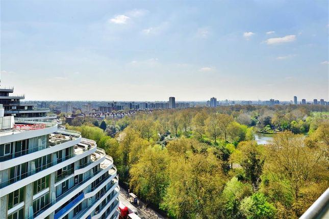 Thumbnail Property for sale in Cascade Court, Vista, Chelsea Bridge, London