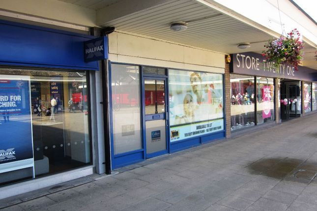 Thumbnail Retail premises to let in Unit 60 Belvoir Shopping Centre, Coalville, Coalville