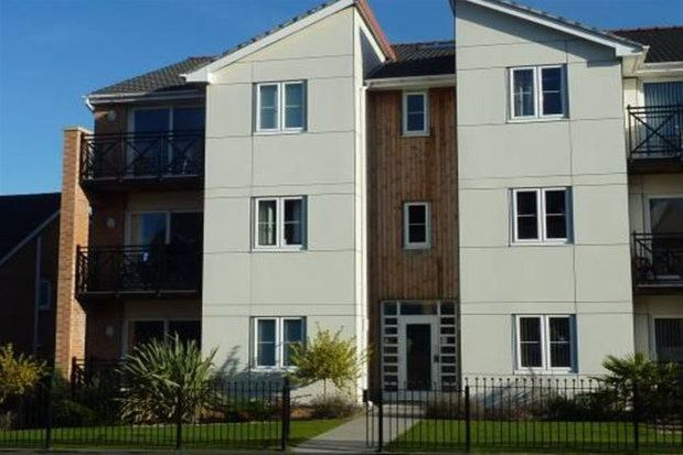 Thumbnail 1 bed flat to rent in Kentmere House, Chesterfield
