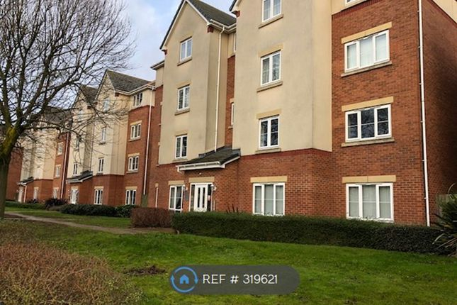 Thumbnail Flat to rent in Holyhead Road, Wednesbury