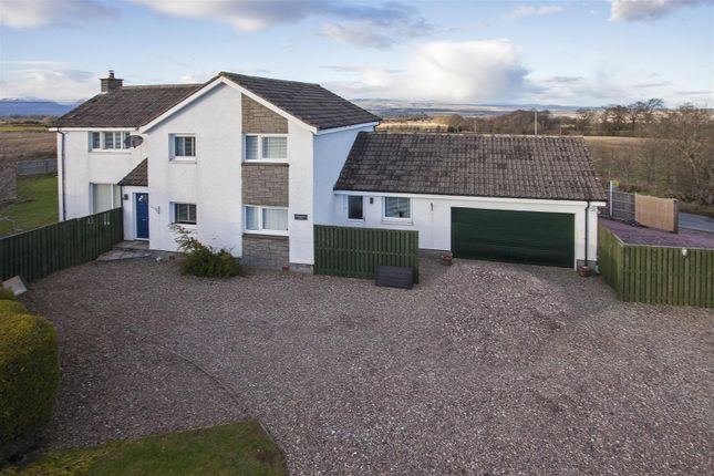 Thumbnail Detached house for sale in Grampian Avenue, Auchterarder