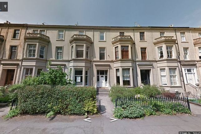 Thumbnail Flat for sale in Cecil Street, Glasgow