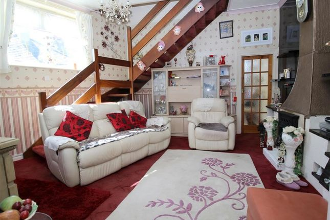 Thumbnail End terrace house for sale in Belair Road, Peverell, Plymouth