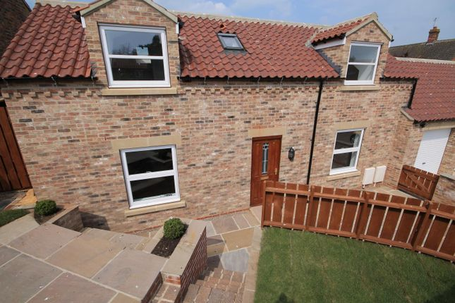 2 bed detached house for sale in Front Street, Norby, Thirsk