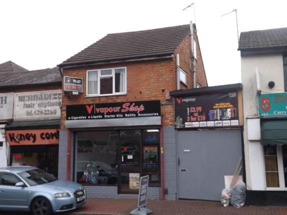 Thumbnail Flat for sale in Bearwood Road, Smethwick, West Midlands