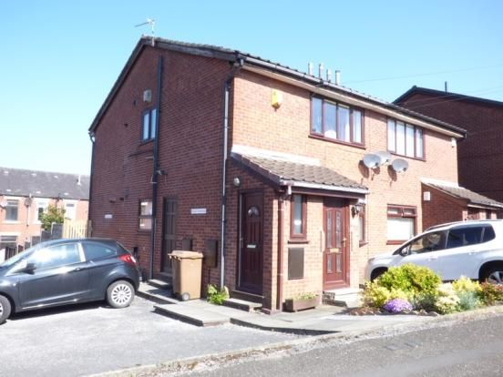 Thumbnail Flat to rent in Vicarage View, Rochdale