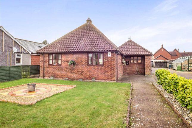Thumbnail Detached bungalow for sale in Yaxleys Lane, Aylsham, Norwich