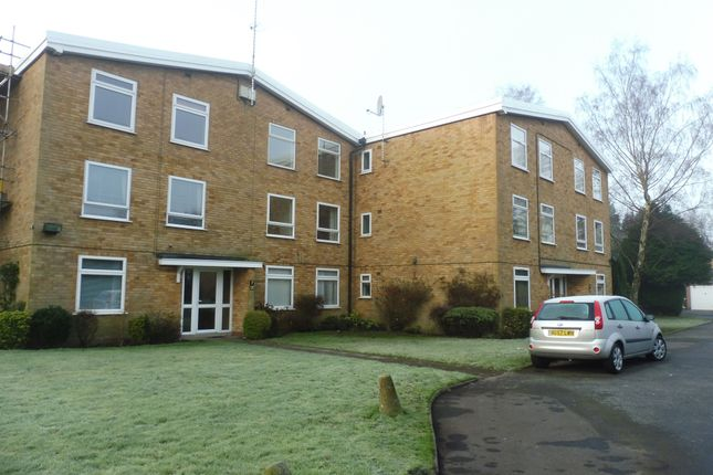 Thumbnail Flat for sale in Portway Close, Shirley, Solihull