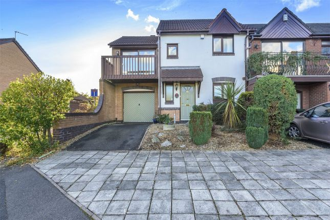 Thumbnail End terrace house for sale in Derwent Drive, Priorslee, Telford, Shropshire
