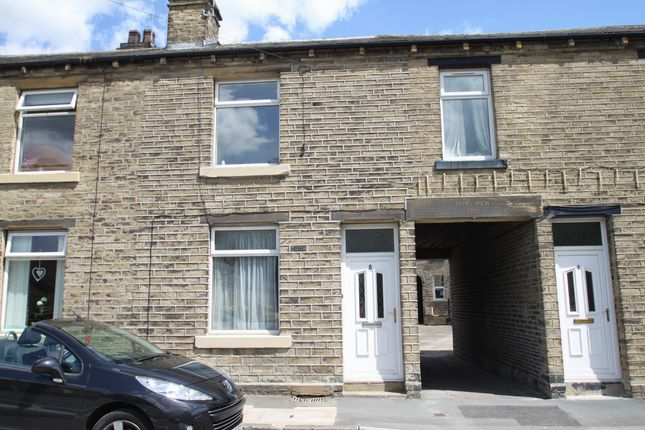 Thumbnail Terraced house to rent in Victoria Road, Bailiff Bridge, Brighouse