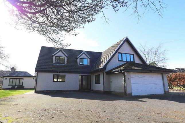 Thumbnail Detached house for sale in Prospect Drive, Hest Bank, Lancaster
