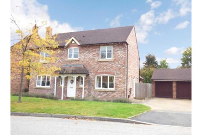 Thumbnail Detached house for sale in The Brickall, Stratford-Upon-Avon