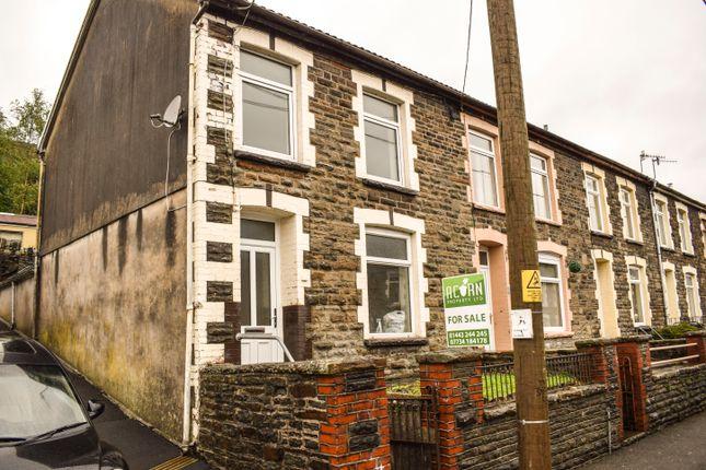 Thumbnail End terrace house to rent in Fenwick Street, Pontygwaith