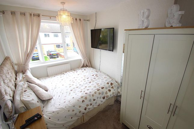 Bedroom Two of Wayfarer Drive, East Goscote, Leicester LE7
