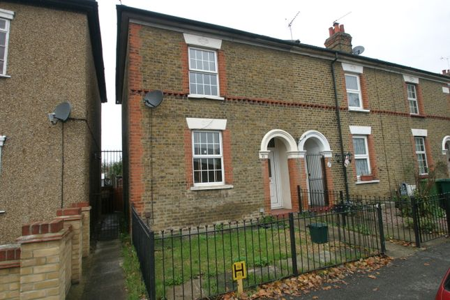Thumbnail Semi-detached house to rent in Stanwell New Road, Staines