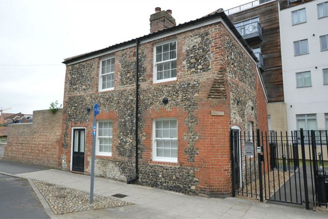 Thumbnail Cottage for sale in 211-213 King Street, Norwich, Norfolk