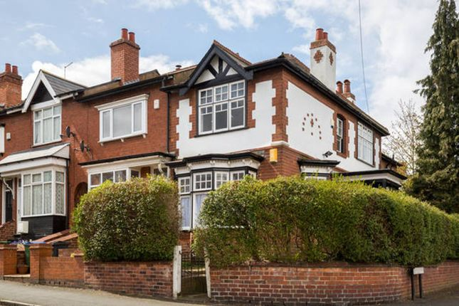 Thumbnail End terrace house for sale in Rathbone Road, Smethwick