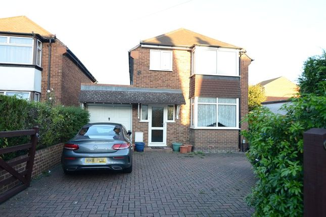 Thumbnail Detached house to rent in Park Road, Farnborough