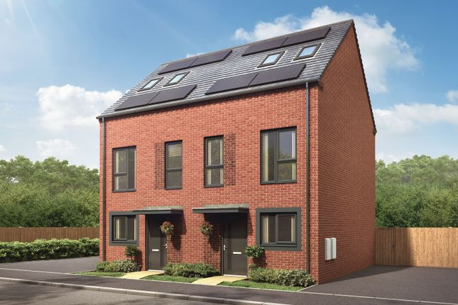 "Semi-detached house for sale in ""The Tay"" at Showell Road, Wolverhampton"