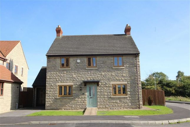 Thumbnail Detached house for sale in Middle Farm Close, Dauntsey, Wiltshire