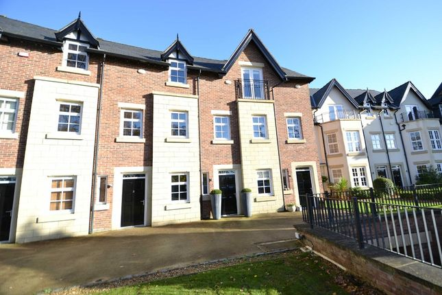 Thumbnail Town house for sale in Edge View Lane, Alderley Edge