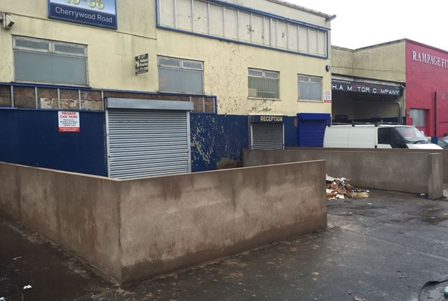 Thumbnail Light industrial to let in Unit 1, Cherrywood Road, Bordesley Green