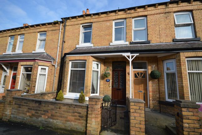 Thumbnail Terraced house to rent in Elmville Avenue, Scarborough