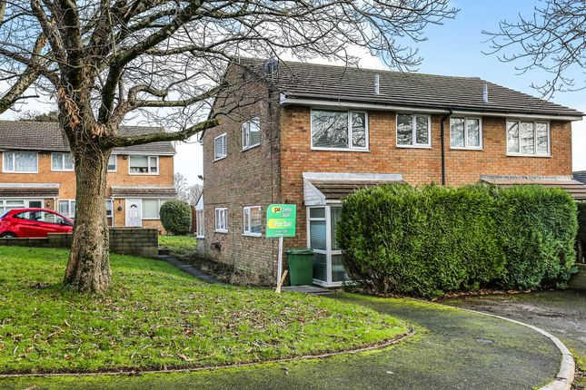Thumbnail Property for sale in Forest View, Talbot Green, Pontyclun