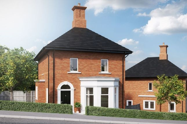 Thumbnail Detached house for sale in Westmount Park, Belfast Road, Newtownards